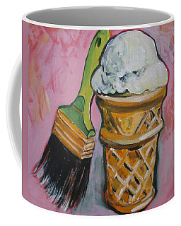 Double Icon Coffee Mug