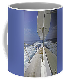 Double Image Coffee Mug