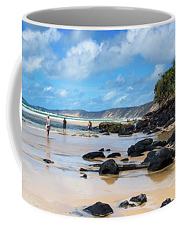 Double Island Point  Coffee Mug