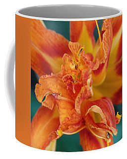 Double Double Lily Lily Coffee Mug