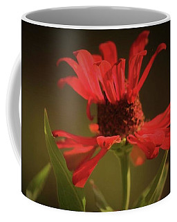 Coffee Mug featuring the photograph Double Petals by Donna G Smith