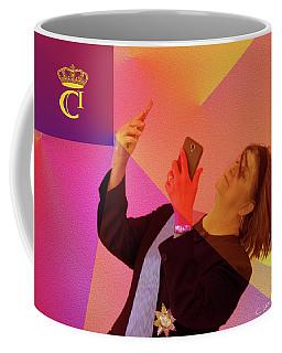 Double Phone Geopolitics I Coffee Mug