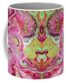 Double Rhapsody- Art By Linda Woods Coffee Mug
