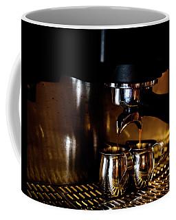 Double Shot Of Espresso 2 Coffee Mug