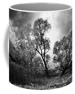 Double Tree Coffee Mug
