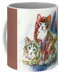 Double Trouble Coffee Mug