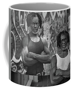 Double Vision Coffee Mug