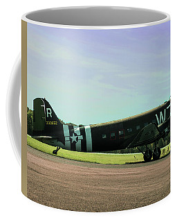 Douglas C-47 Skytrain Military Transport Coffee Mug