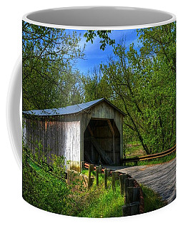 Dover Covered Bridge Coffee Mug