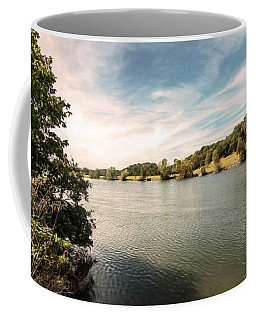 Down A Lazy River Coffee Mug