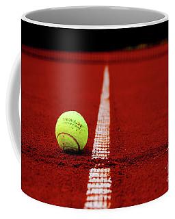 Down And Out Coffee Mug