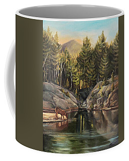 Down By The Pemigewasset River Coffee Mug