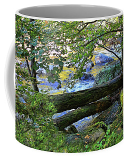 Down By The River Coffee Mug