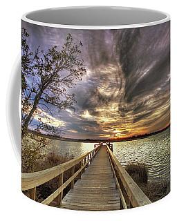 Down By The River Coffee Mug by Phil Mancuso