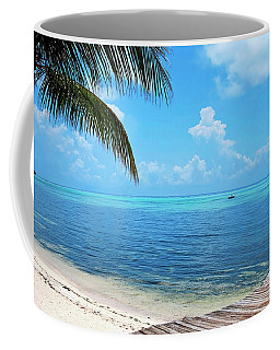 Down Island Coffee Mug