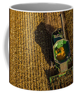 Down On The Combine Coffee Mug