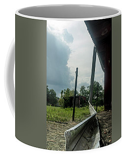 Down Spout Coffee Mug