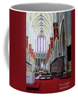 Down The Aisle - Orleans Cathedral Coffee Mug