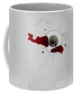 Down The Drain Coffee Mug
