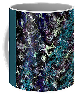 Coffee Mug featuring the photograph Down The Rabbit Hole by Kathie Chicoine