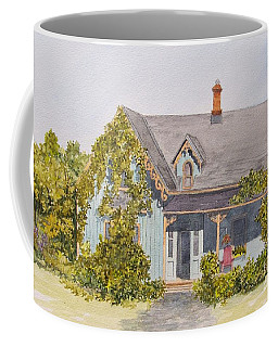 Down The Road.... Coffee Mug