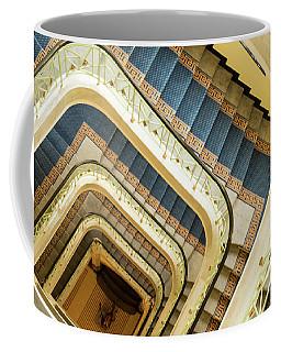 Down The Spiral Staircase Coffee Mug