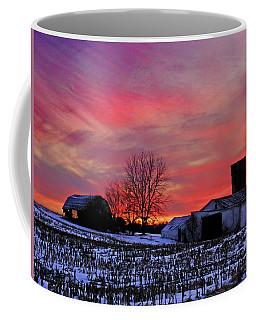 Down The Street From Daranya's House Coffee Mug