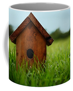 Coffee Mug featuring the photograph Down To Earth by Laura Fasulo