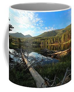 Downed Tree At Sprauge Lake Coffee Mug