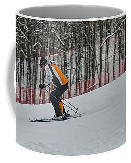Downhill Coffee Mug