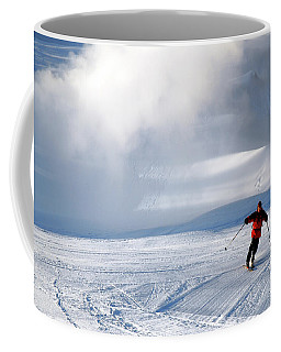 Downhill Run Coffee Mug