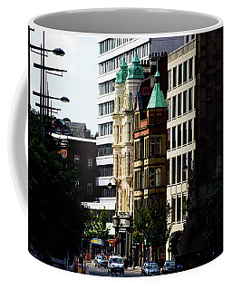 Downtown Belfast Coffee Mug