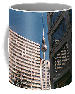 Downtown Berlin Coffee Mug