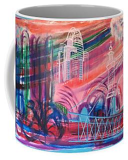 Downtown Cincinnati Coffee Mug