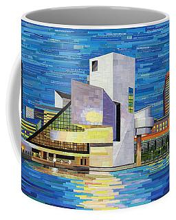 Downtown Cleveland Skyline  Coffee Mug
