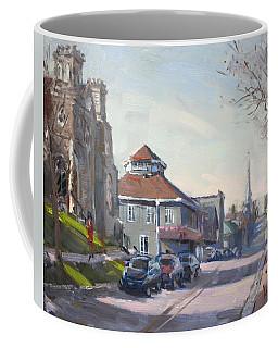 Downtown Georgetown On Coffee Mug