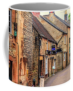 Coffee Mug featuring the photograph Downtown In The Cotswolds by Wallaroo Images