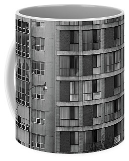 Downtown Living Coffee Mug by David Pantuso