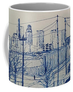 Downtown Louisville Coffee Mug