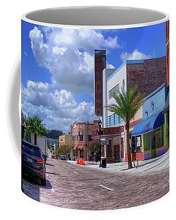Downtown Ocala Theatre Coffee Mug