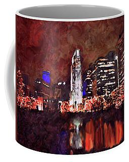 Downtown Omaha Coffee Mug