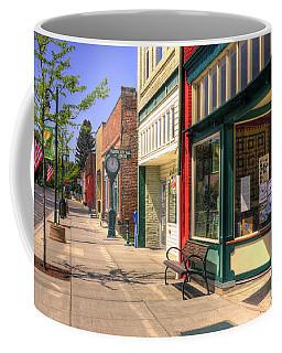 Downtown Palouse Washington Coffee Mug