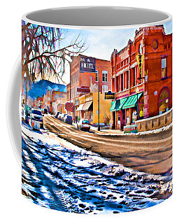 Downtown Salida Hotels Coffee Mug