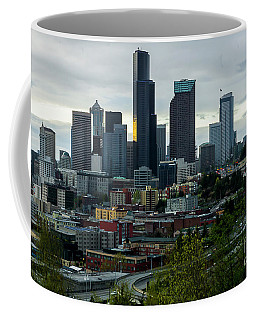 Downtown Seattle,washington Coffee Mug