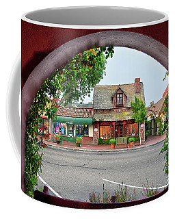Downtown Solvang Coffee Mug