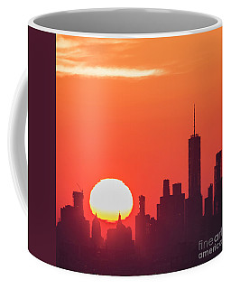 Downtown Sunrise Coffee Mug