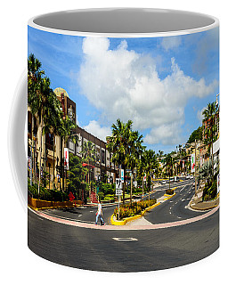 Downtown Tamuning Guam Coffee Mug