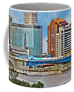 Downtown Toledo Riverfront Coffee Mug