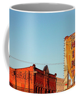 Downtown White Sulphur Springs Coffee Mug
