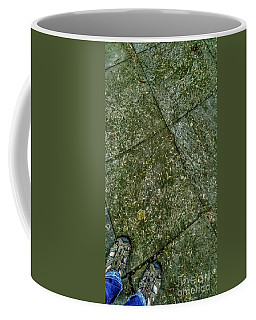 Downward Views #001 Coffee Mug
